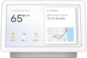 Google nest hub grigio chiaro