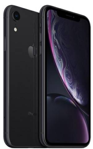 Apple iphone xr 128gb 6.1 black eu slim box mh7l3rm/a