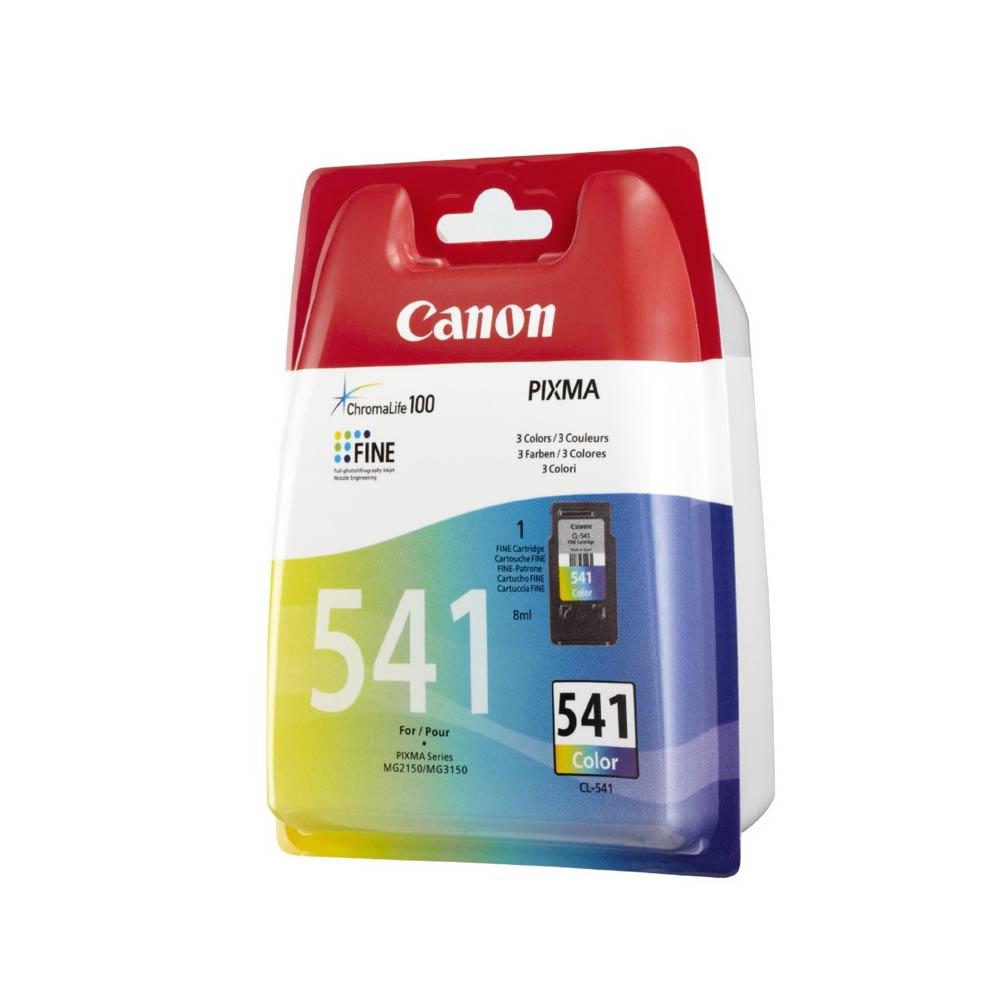 Cartuccia originale Canon CL-541 con inchiostro tricomia 5227B005 foto 2