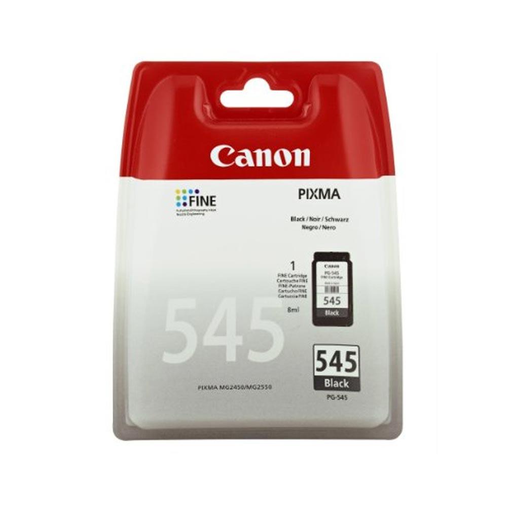 Cartuccia originale Canon PG-545 con inchiostro nero 8287B001 foto 2