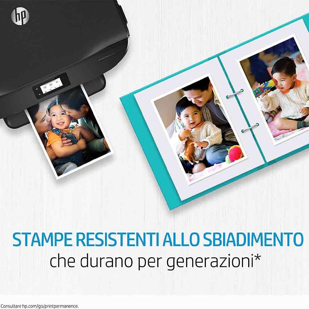 Cartuccia originale HP 302XL colore nero ad alte prestazioni di stampa F6U68AE  foto 5