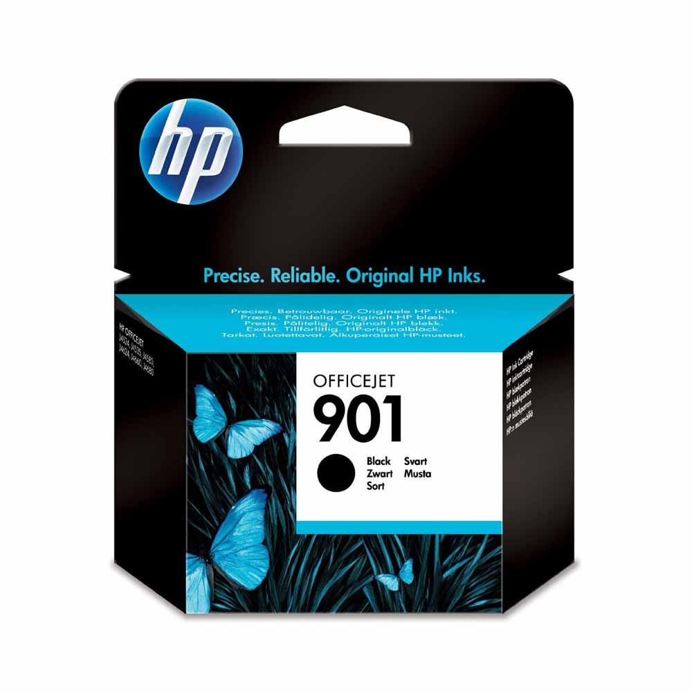 Cartuccia originale HP 901 nero ad alte prestazioni di stampa CC653AE  foto 2