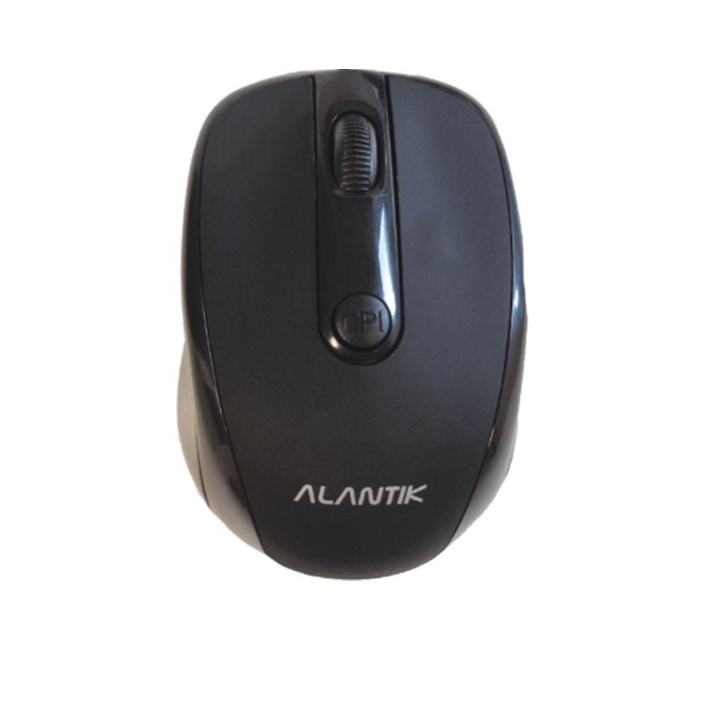 Mouse alantik MOST1N 4D scroll fino a 1600 dpi 4 tasti foto 3
