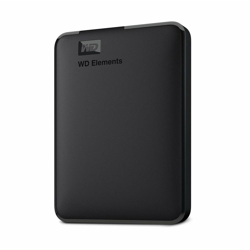 Hard disk esterno western digital da 2tb con usb 3.0 ultra veloce wdbu6y0020bbk