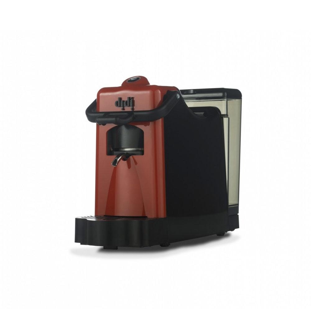 Macchina elettrica da caffe' Didiesse Borbone rosso con 30 cialde ESE 44 mm  foto 2