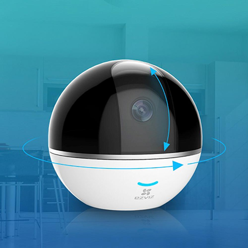 Telecamera di sorveglianza Ezviz C6T Wireless IR infrarossi 10 metri FullHD foto 3