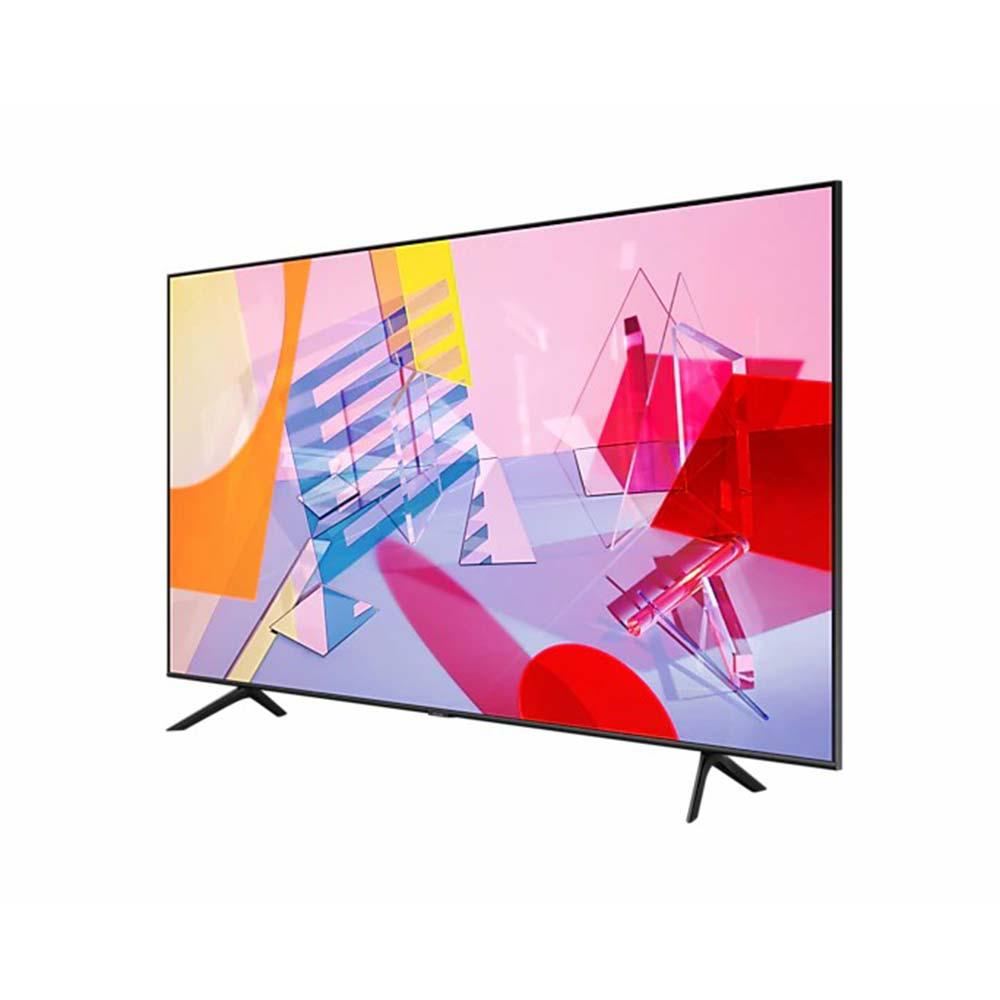 TV Smart Samsung risoluzione 4K 50 pollici con tecnologia QLED QE50Q60TAUXXH foto 4