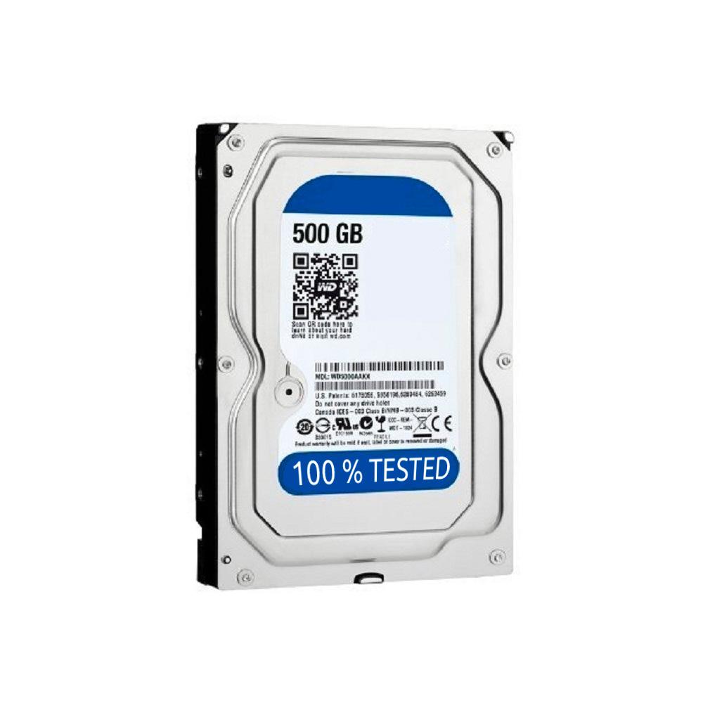 Hard disk interno da 3.5 pollici sata 7200 rpm per desktop fisso o dvr tested