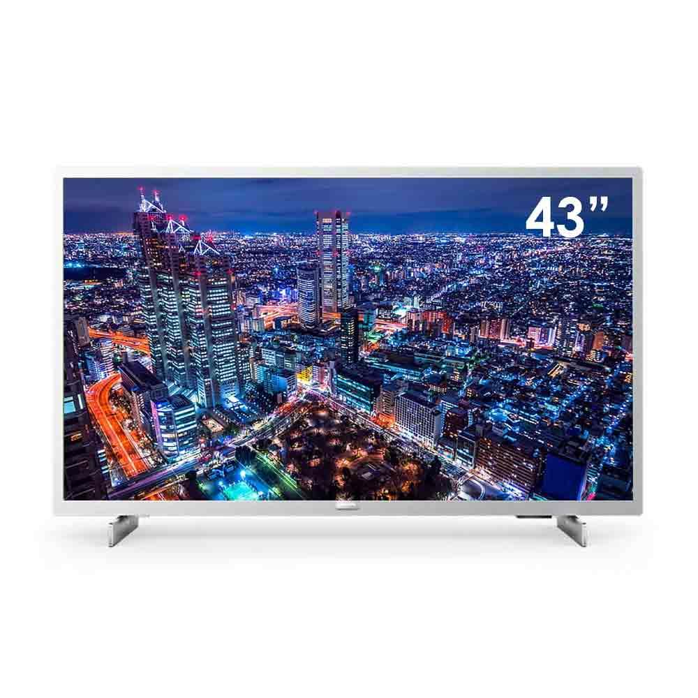 Smart tv philips 6800 series 43 pollici full hd hdr10 supporto vesa
