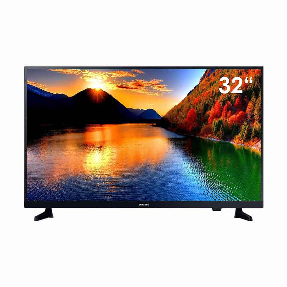 TV LED Samsung Series 4 32 pollici HD DVB-T2 classe efficienza energetica A+ foto 2