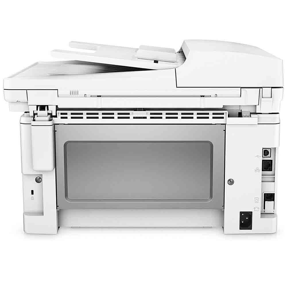 Stampante multifunzione HP130FW fronte-retro Fax Scanner Fotocopiatrice WiFi LAN foto 5