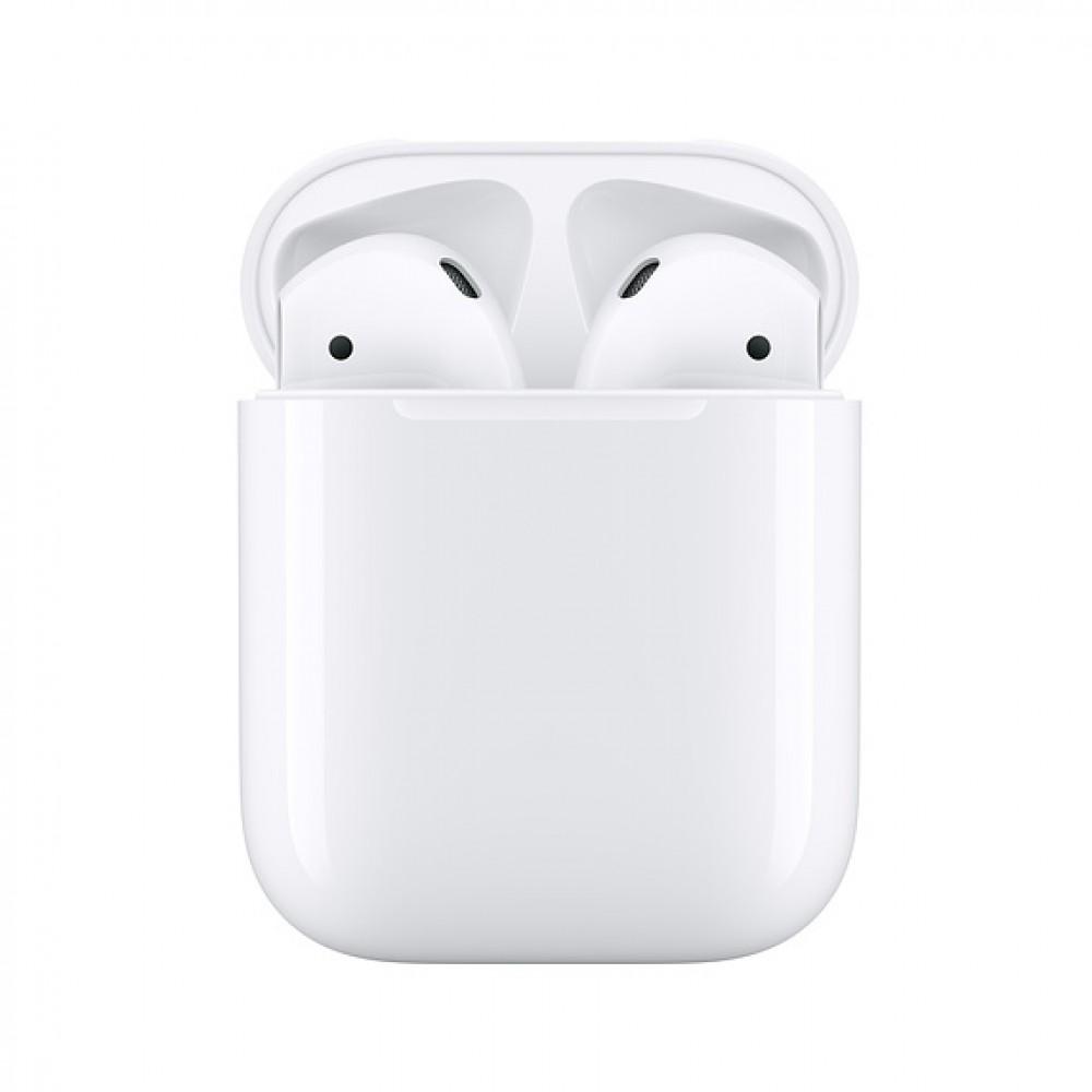 Apple Airpods con custodia di ricarica MV7N2TY/A - Nuovo Modello 2019 foto 2
