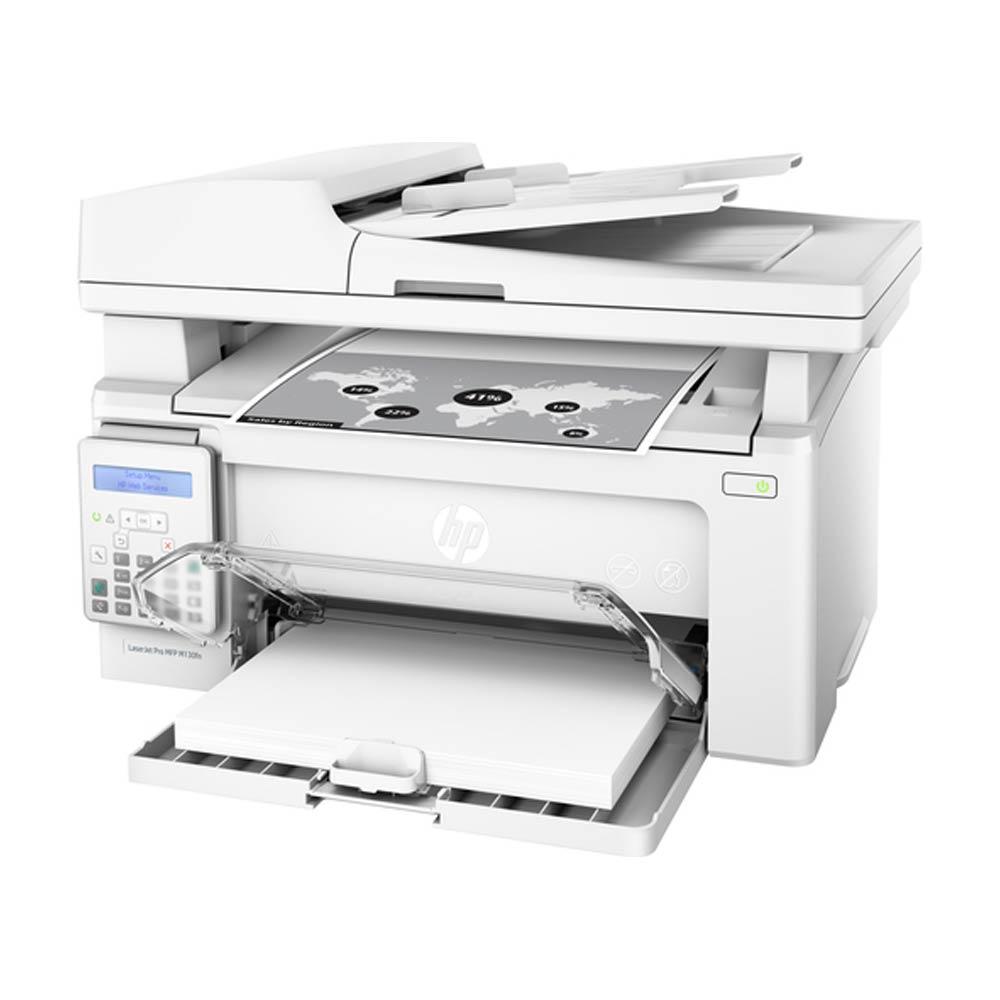 Stampante HP LaserJet PRO M130FN multifunzione fotocopiatrice Scan fax LAN USB foto 3