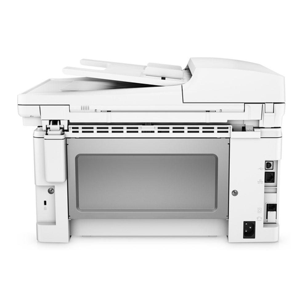 Stampante HP LaserJet PRO M130FN multifunzione fotocopiatrice Scan fax LAN USB foto 5