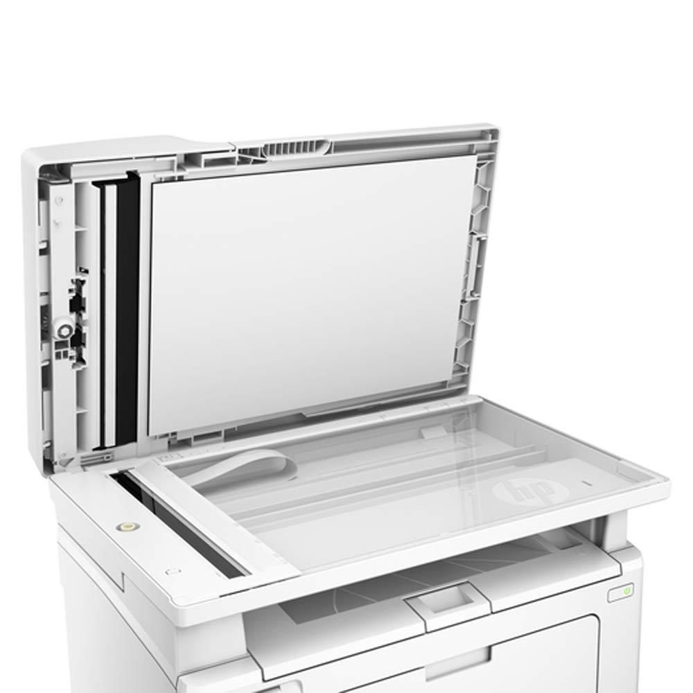 Stampante HP LaserJet PRO M130FN multifunzione fotocopiatrice Scan fax LAN USB foto 6