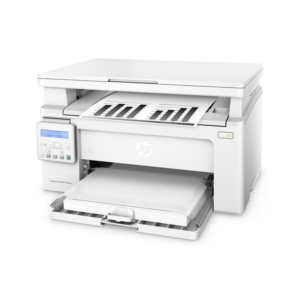 Stampante HP LaserJet PRO M130NW laser funzione scanner fotocopiatrice Wi-Fi LAN foto 3