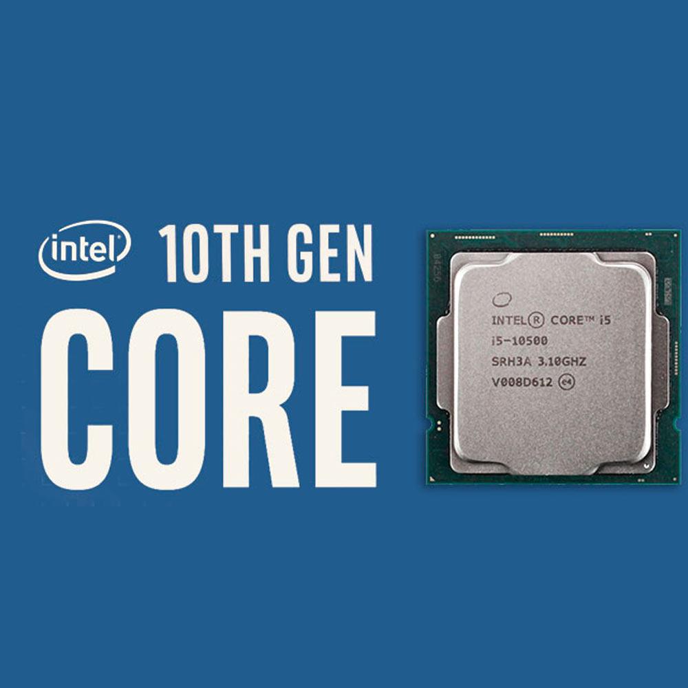 Processore Core i5-10500 comet lake fino a 4,5 GHz e con 6 core e 12 Mb di cache foto 6