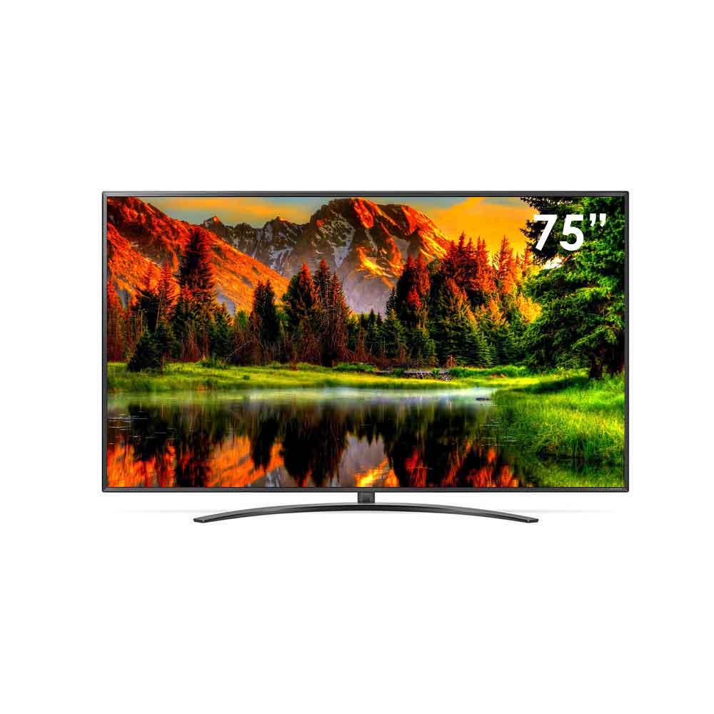 Televisore Smart LG Nanocell 75 pollici 4K Ultra HD Wi-Fi LAN DVB-T2 75NANO793NF