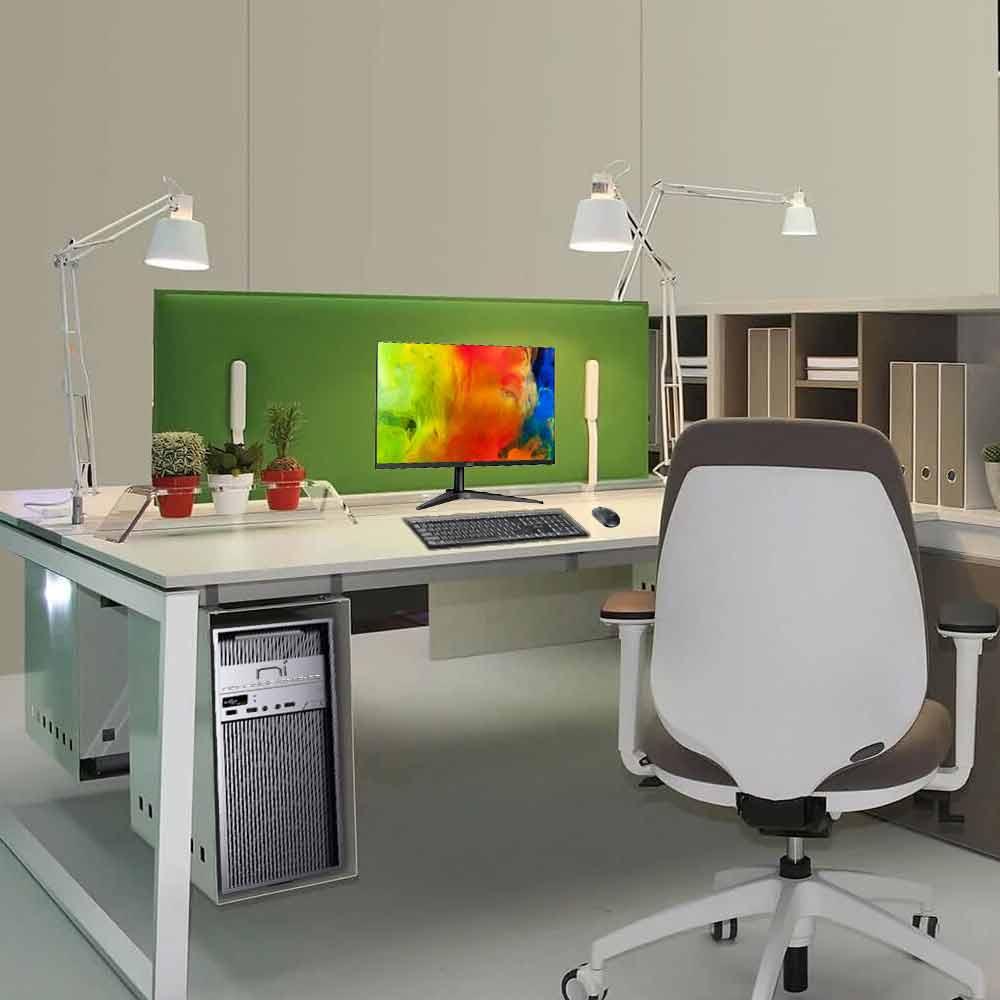 Pc Desktop Intel i5-10400 windows 10 pro nvidia gt1030 8gb ram hdd 1tb ssd 240gb foto 6