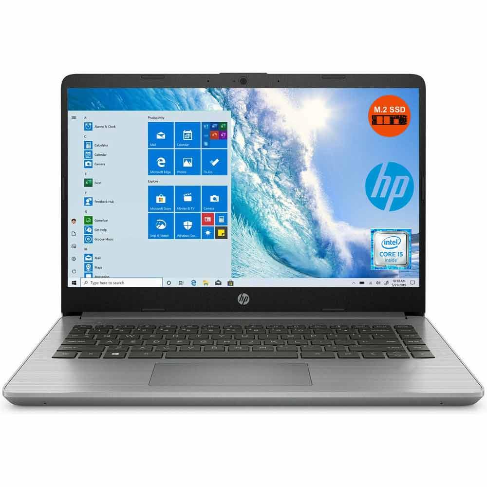 "Notebook portatile HP 340S-G7 14"" intel i5-1035g1 8gb ram 256gb ssd windows 10  foto 2"