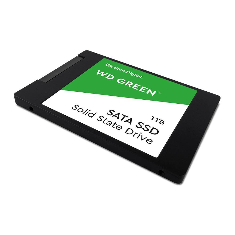 SSD solid state drive western digital green 1tb sata WDS100T2G0A foto 3