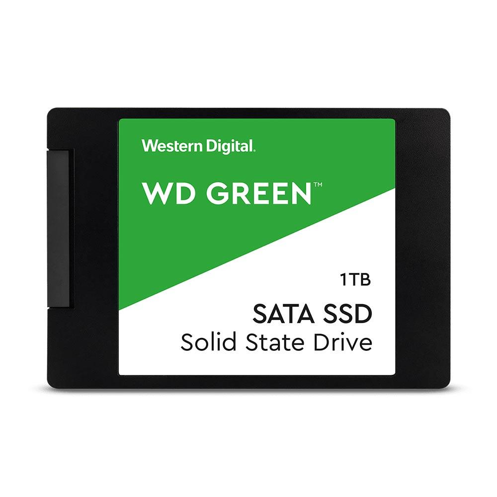 SSD solid state drive western digital green 1tb sata WDS100T2G0A