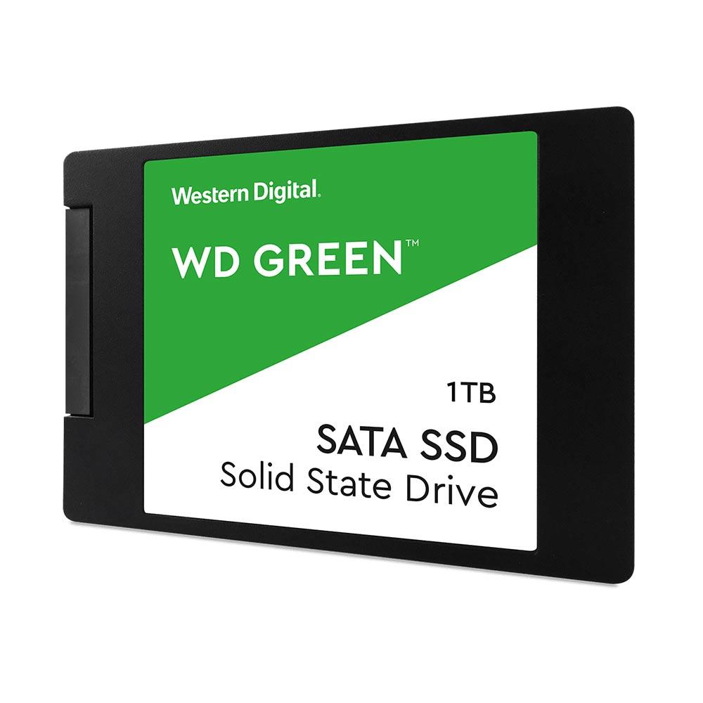 SSD solid state drive western digital green 1tb sata WDS100T2G0A foto 4
