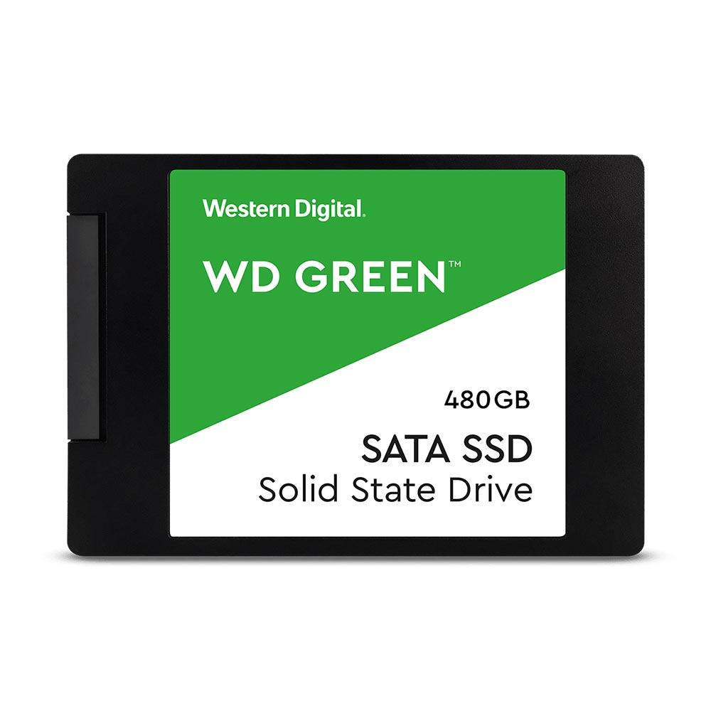 SSD solid state drive western digital green 480gb sata WDS480G2G0A foto 2