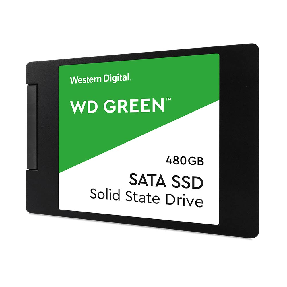 SSD solid state drive western digital green 480gb sata WDS480G2G0A foto 4