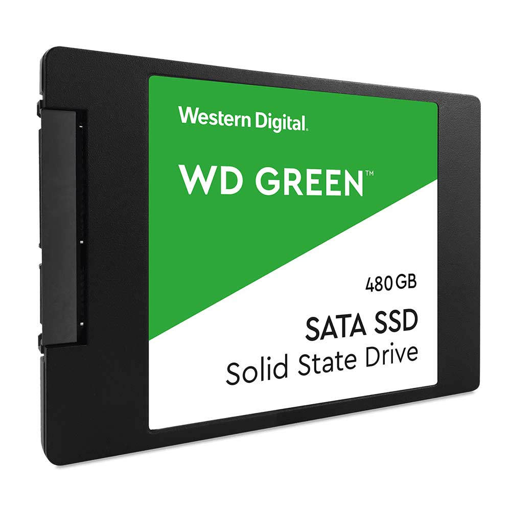 SSD solid state drive western digital green 480gb sata WDS480G2G0A foto 5