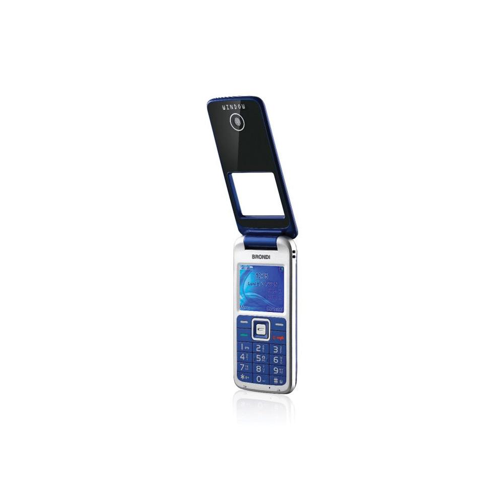 Cellulare Brondi window blue dualsim foto 3