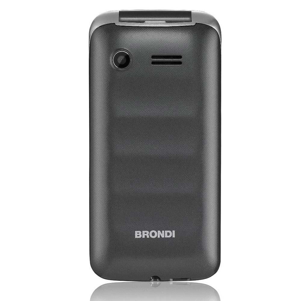Cellulare Brondi window grigio dualsim foto 4