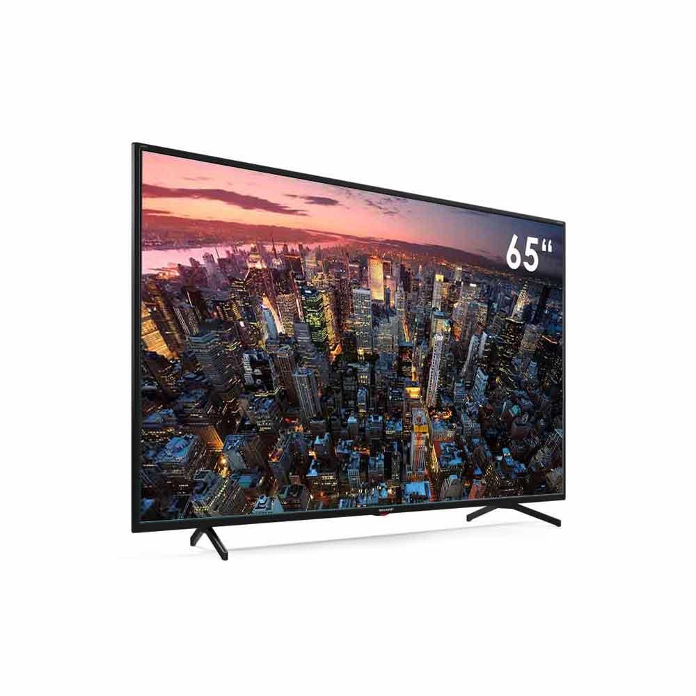 Smart TV Sharp Aquos 4K 65 pollici AndroidTV 9 Google Assistant 65BN3EA foto 3