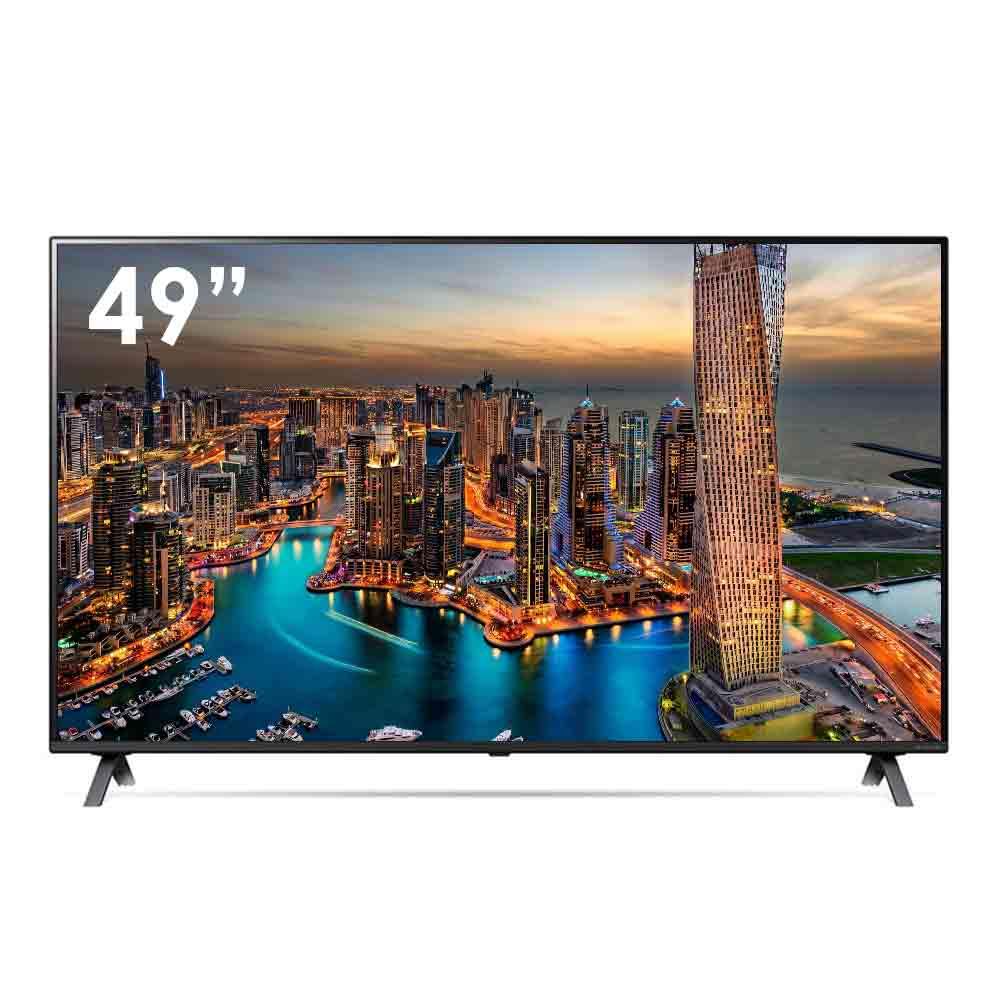 Televisore smart lg nanocell 49 pollici 4k ultra hd wi-fi lan dvb-t2 49nano803na.