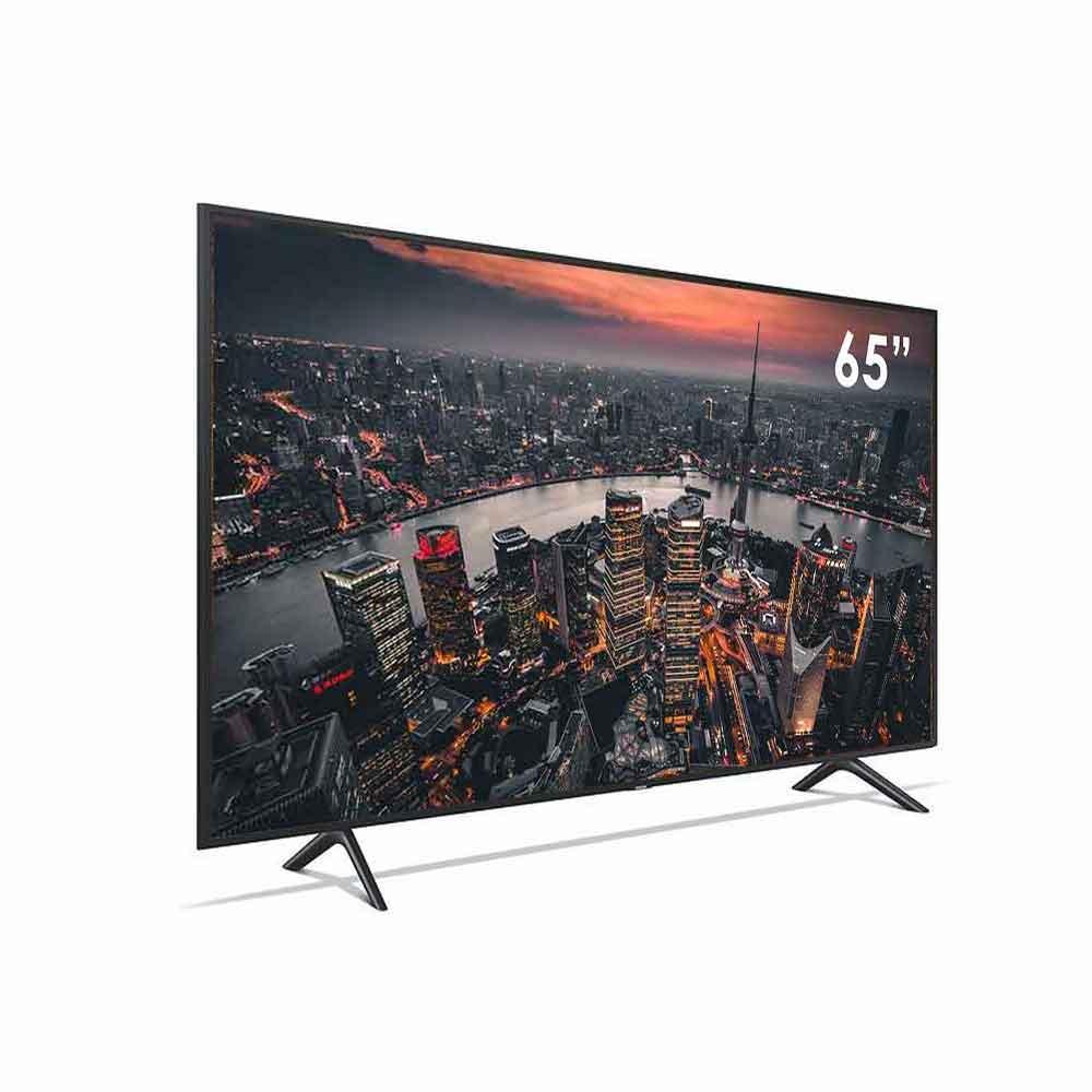TV Smart Samsung Processore Quantum 4K 65 pollici con tecnologia QLED QE65Q60RAT foto 3