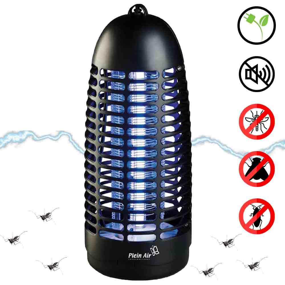 Trappola per zanzare lanterna elettrica insetti mosche 1 lampada 6w zap 6.
