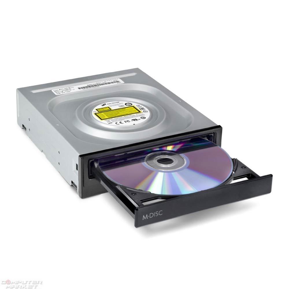 Masterizzatore LG GH24NSD1 Interno Super Multi DVD Supporto M-Disc foto 5