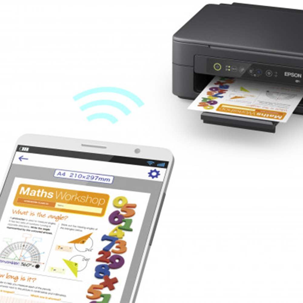 Stampante multifunzione ad inchiosto epson xp-2100 wifi fotocopiatrice a colori foto 6