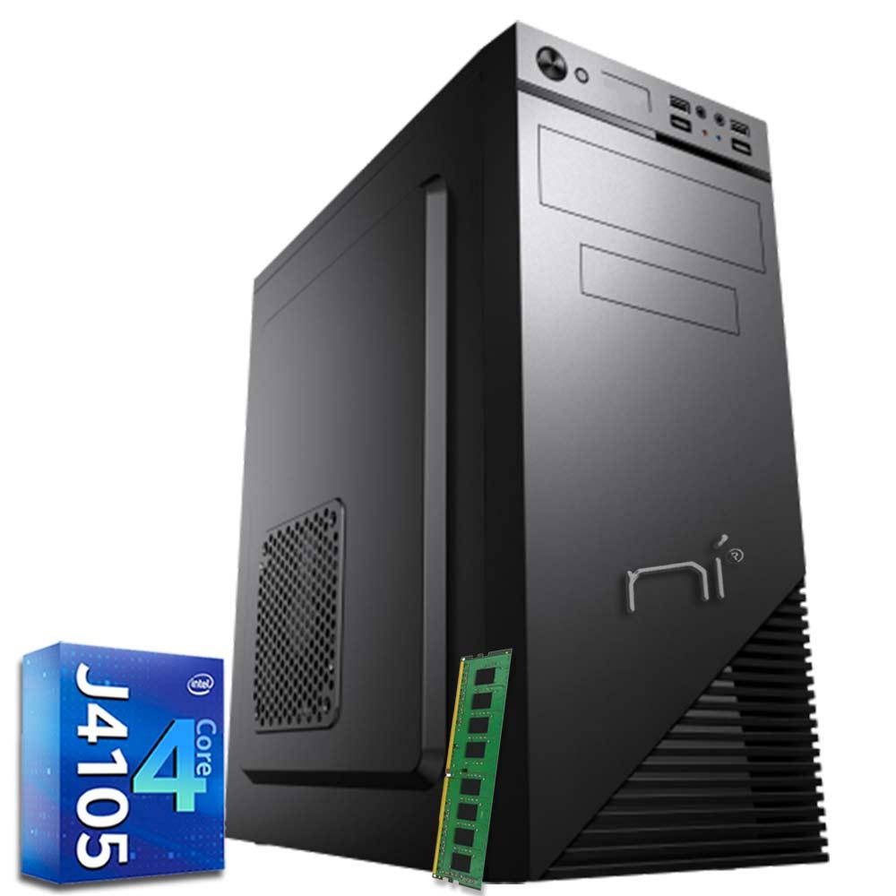 Pc desktop Windows 10 Intel quad core 8gb ram DDR4 hard disk 1tb WiFi HDMI  foto 2