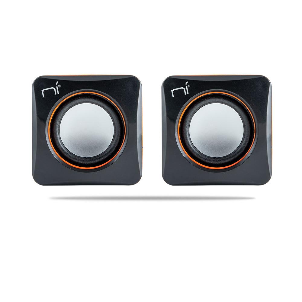 Casse per pc usb altoparlanti con suono dinamico con jack da 3,5 mm foto 2