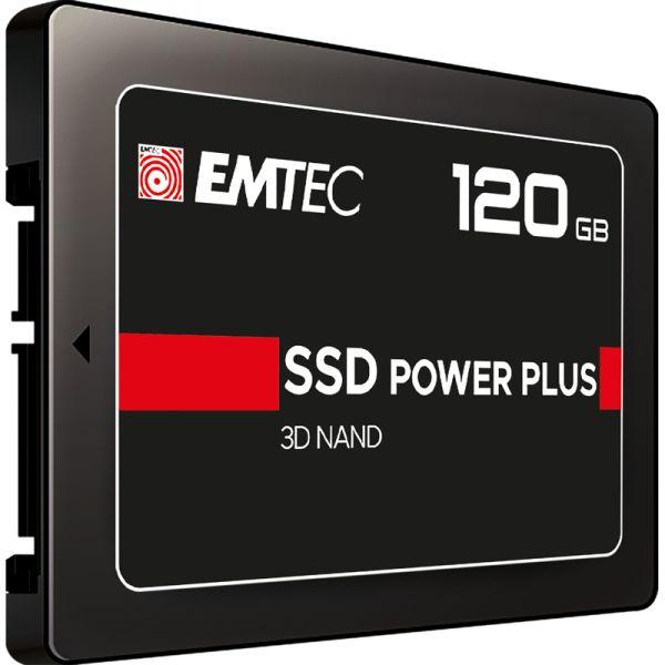SSD 2,5 120GB SATA III X150 EMTEC