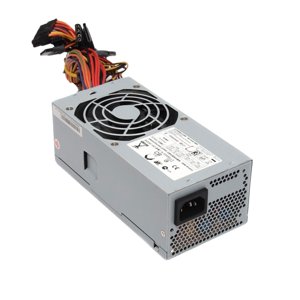 Power man power supply 300w psu ip-s300ef7-2 mini itx alimentatore tested