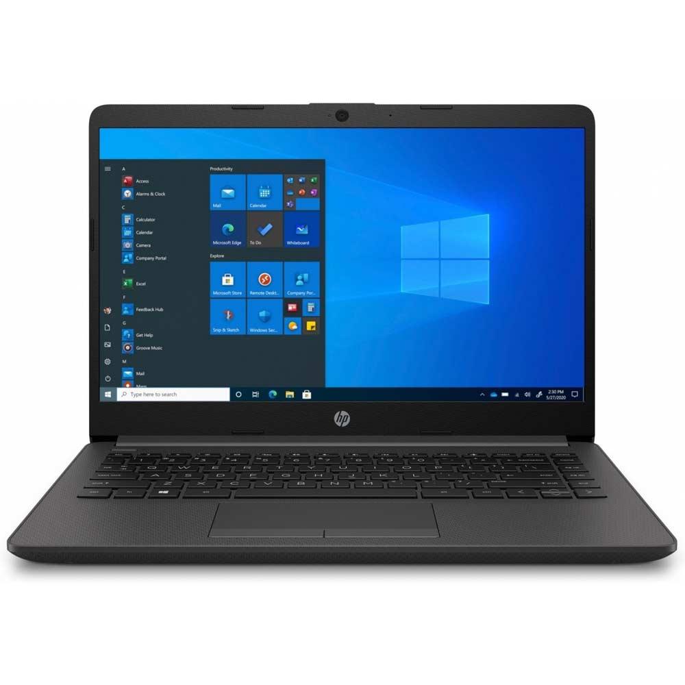 Computer portatile HP 240 G8 14 pollici Intel i5-1035G1 8GB RAM SSD 256GB WiFi foto 2