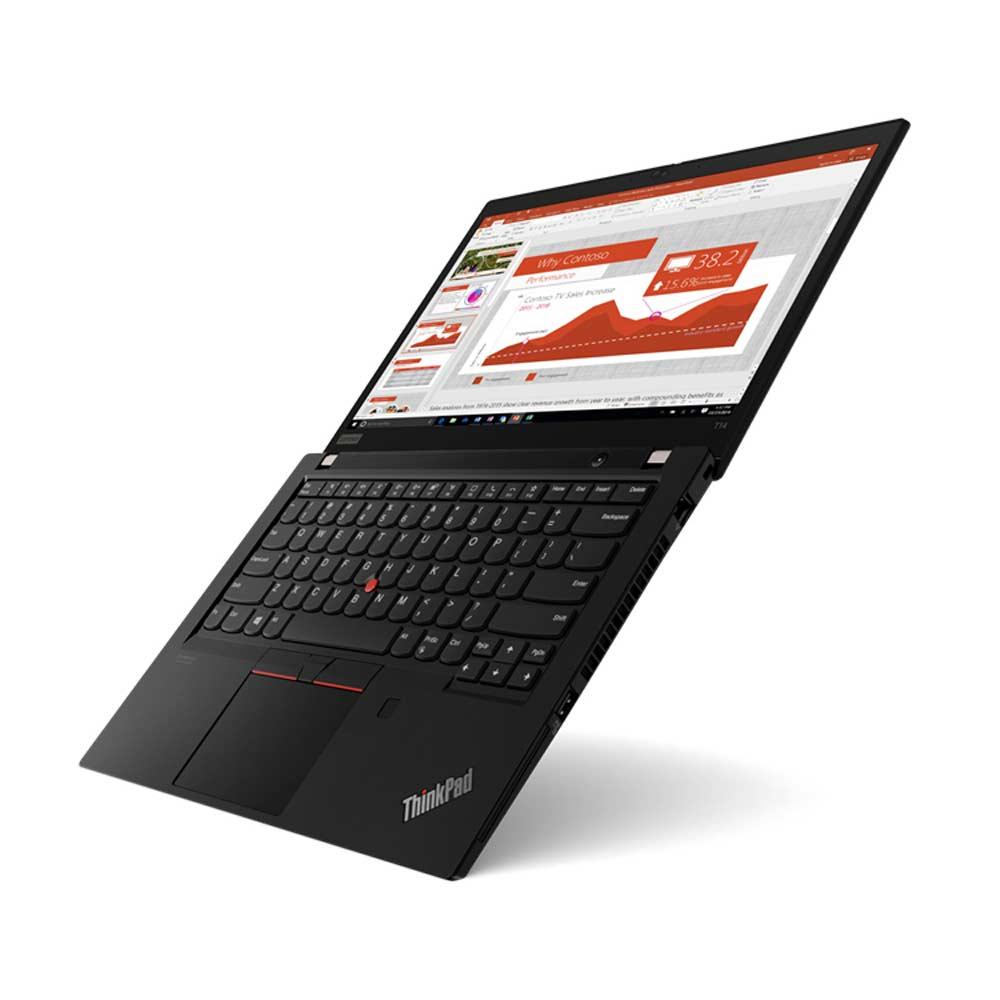Notebook Lenovo ThinkPad T14 i5-10210U 8gb ram ssd 512gb 14 pollici Win10 Pro foto 4