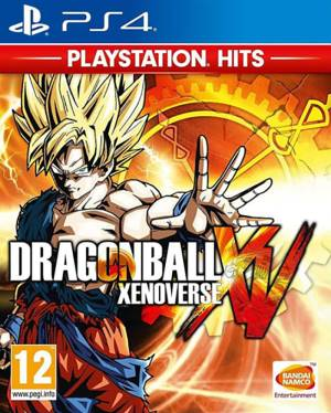 PS4 Dragon Ball Xenoverse - PS Hits EU foto 2