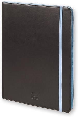 Moleskine custodia universale per tablet 7/8 bicolore nero/blu