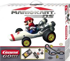 Carrera pista go!!! mario kart ds - 6,2 m
