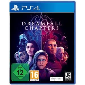 PS4 Dreamfall Chapters EU
