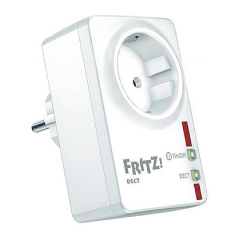 SMART PLUG FRITZ 200 30V AC presa con commutazione intelligente x monitoraggio energia foto 2