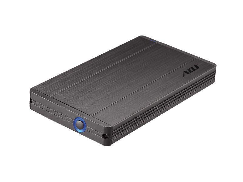 BOX 2.5 SATA TO USB 3.0 MAX 2TB GY AH650 BOX MAX HDD 12,5 MM ADJ foto 2